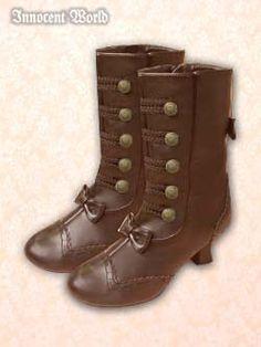 Gretel Short Boots