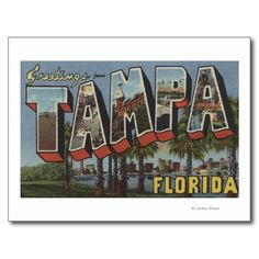 Tampa, FloridaLarge Letter ScenesTampa, FL Post Cards Yes I can say you are on right site we just collected best shopping store that haveShopping          Tampa, FloridaLarge Letter ScenesTampa, FL Post Cards please follow the link to see fully reviews...