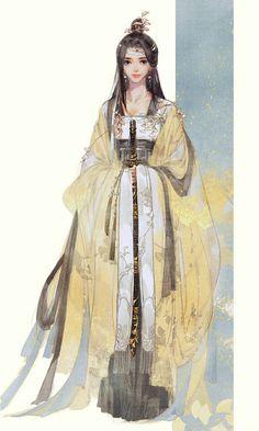 High-rated fantasy books on Chinese Cartoon, Beautiful Fantasy Art, China Art, Chica Anime Manga, Human Art, Character Design Inspiration, Anime Art Girl, Ancient Art, Character Illustration