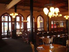the old spaghetti factory st. louis   The Old Spaghetti Factory at Laclede's Landing in St Louis