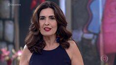 Encontro com Fátima Bernardes | Elenco de 'Velho Chico' se emociona com homenagem a Domingos Montagner | Globo Play
