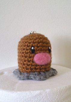 #050 diglett crochet