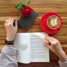Romantic decaf ☕️