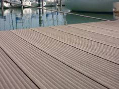 Download the catalogue and request prices of Terrace massive | decking by Twinson By Deceuninck, wooden and pvc decking, Twinson collection
