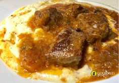Greek Beauty, Greek Recipes, Pork, Food And Drink, Tasty, Sweets, Beef, Chicken, Ethnic Recipes
