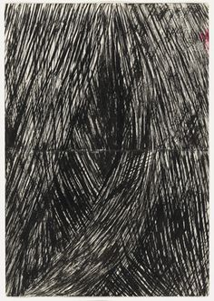 Louise Bourgeois. Hair. 1950