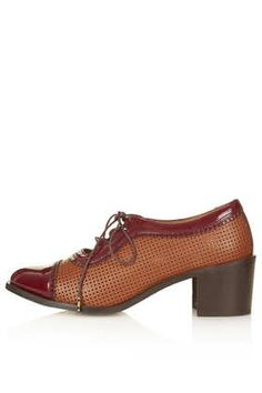 JEMIMA Scallop Lace Up Shoes - New In This Week  - New In