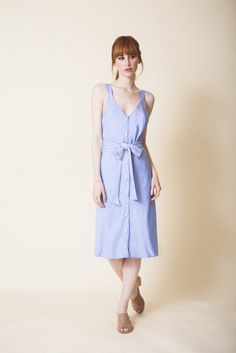 REVERSIBLE ELENA DRESS