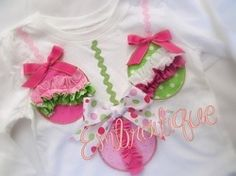 Shabby Sweet Ruched Christmas Ornament Set - 6 Sizes! | Christmas | Machine Embroidery Designs | SWAKembroidery.com Embroitique