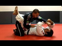 Master Ricardo Cavalcanti shows us three ways to trap your opponents from your closed guard. For more info visit rcjiujitsu.com