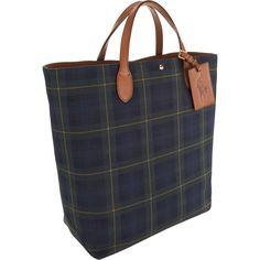 Beautiful bag by Ralph Lauren.