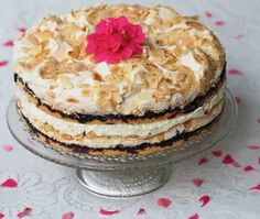 Mexican Food Recipes, Ethnic Recipes, Russian Recipes, Pavlova, Vanilla Cake, Tiramisu, Sweet Tooth, Deserts, Pudding