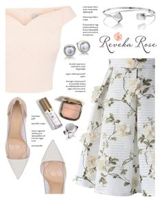 """""""REVEKAROSE"""" by yexyka ❤ liked on Polyvore featuring Gianvito Rossi, Chicwish and revekarose"""