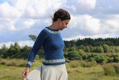 Ravelry: Bluebells pattern by Kate Davies