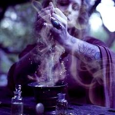 Witch witchcraft Paganism wiccan pagan wicca