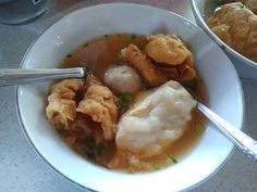 Dapur Mama Badar: Info kuliner: Cuanki dan Batagor Serayu Sensasi Ra...