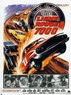 Ligne rouge 7000 de Howard Hawks