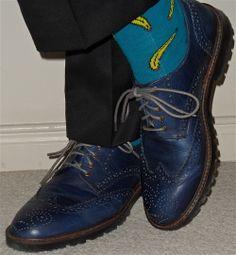 Tommy Hilfiger pants, Topman socks, Call it Spring shoes…