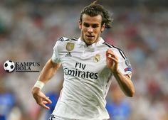 Berita Bola Gareth Bale Berpeluang Gabung Ke Manchester United