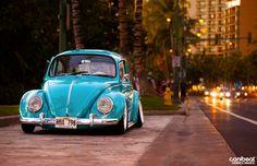 Such a dope Volkswagen Beetle.