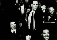 Keanu Reeves and Al Pacino in Devil's Advocate