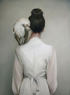 — My Owl Barn: Exquisite Paintings by Amy Judd