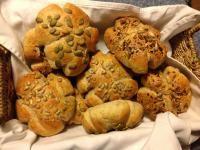 Rezept Hafer- Dinkel- Brötchen von elfe59 - Rezept der Kategorie Brot & Brötchen
