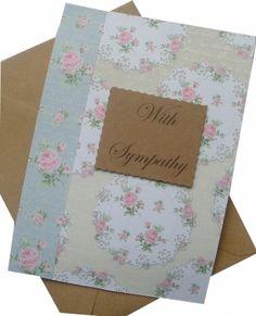 Handmade With Sympathy Card