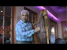 Mexican Harpist Gonzalo Mata - La Bamba (Son Jarocho) - YouTube