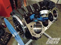 Rebuilding A Virgin 427 Engine - Rat Attack Super Chevy Magazine