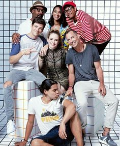 The Flash cast at San Diego Comic Con (SDCC) 2017 What's the hammer for? Superhero Shows, Superhero Memes, Flash Tv Series, Cw Series, Concessão Gustin, The Flashpoint, Flash Funny, Flash Comics, Hero Arts