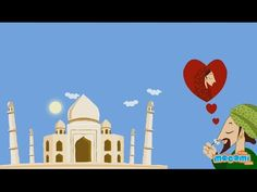 Taj Mahal Facts - General Knowledge for Kids Heritage Month, World Heritage Sites, Facts For Kids, Fun Facts, Taj Mahal India, History Of India, World Languages, Story Of The World, History Timeline