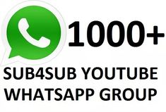 9 Best 1000+ sub4sub whatsapp group invite link list images