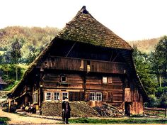 \\ Schwarzwald  where some of my German ancestors are from.  the Black Forest