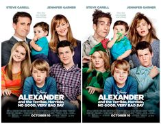 alexander and the terrible horrible no good very bad day movie | Terrible Horrible No Good Very Bad Day
