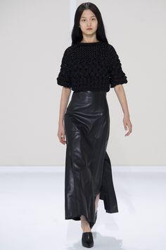 Hermès Spring 2016 Ready-to-Wear Fashion Show - Sasha Antonowskaia