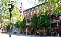 Jim Thorpe, Pa Online - Visitor Information Recreation- Places to eat and stay- Special Events | Hotels & Motels