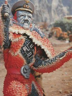Meet Starfish Hitler, the weirdest Japanese TV supervillain of 1970s