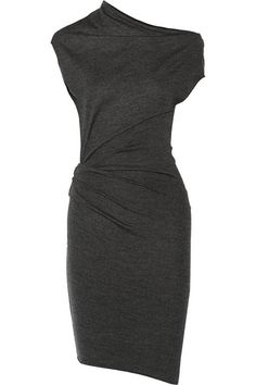 Helmut Lang Sonar asymmetric wool dress – $290.00 Net-a-Porter. We're seeing some gorgeous HIS & HERS closets so far this week so in honor of Trending Tuesday, we've picked out our TOP 10 favorite pieces trending on BattleShop.co. Check out this Flipagram and watch the fashion unfold! Head to www.BattleShop.co and build your own HIS & HERS closet by Friday at 11:59 pm (EST) to compete for AMEX gift cards!