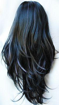 Gorgeous Dark Fairytale Hairstyles