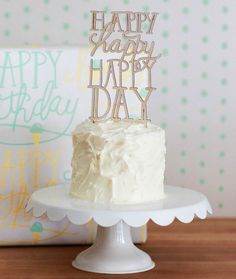 Cake Toppers | Belle & Union Co.