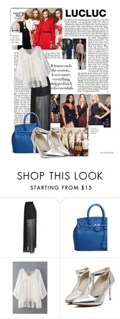 """""""LucLuc #9"""" by husic ❤ liked on Polyvore"""
