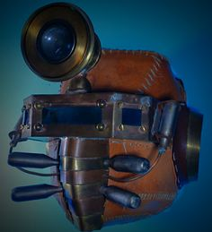 I made this mask inspirated by miner rebreather.