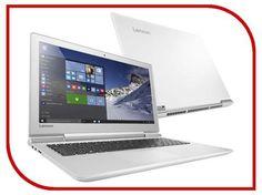 Ноутбук Lenovo IdeaPad 700-15ISK 80RU00JURK (Intel Core i5-6300HQ 2.3 GHz/12288Mb/1000Gb + 128Gb SSD/No ODD/nVidia GeForce GTX 950M 4096Mb/Wi-Fi/Cam/15.6/1920x1080/Windows 10 64-bit)  — 60212 руб. —