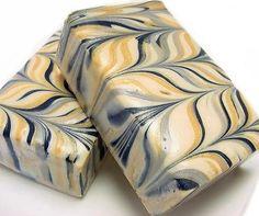 Lovely handmade soap.