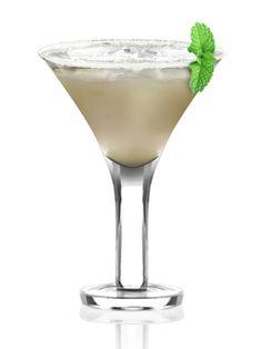 Island Margarita: TY KU Coconut Sake, tequila silver, Grand Marnier, agave nectar and lime juice.