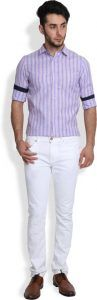 Brooklyn-blues Mens Casual & Party Wear Shirts Upto 75% Off From Rs.200 At Flipkart