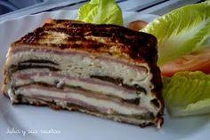 PASTEL DE BERENJENA   Cocina
