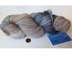 Clearance 50% Off  Alpaca Bamboo Soft Bulky yarn by by petitknit