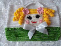 Best 12 Little boy/girl crochet purse – SkillOfKing. Crochet Dress Girl, Crochet Car, Baby Girl Crochet, Crochet Purses, Crochet Home, Crochet Crafts, Crochet Dolls, Crochet Projects, Baby Girl Patterns